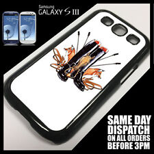 Samsung Galaxy S3 SIII Hunting Horses Fox Hound Game Boots Phone Case s6099