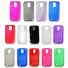 For Samsung Galaxy S2 X (Telus,Bell) Cover TPU Rubber Gel Phone Accessory Case