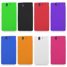 For Sony Xperia Z C6603 Cover Silicone Soft Cell Phone Accessory