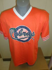 Kissimmee Cobras Baseball Mens Jersey Licensed Don Alleson Sizes S,L,XL,2XL