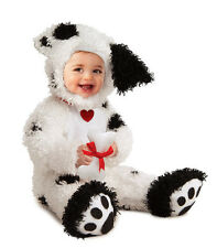 Toddler Child Noah's Ark Collection Dalmation Plush Dog Costume