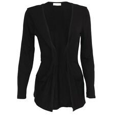 (Free PnP) Ladies Plain Long Sleeve Cardigan