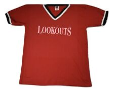 Chattanooga Lookouts Baseball Womens Jersey Licensed Don Alleson Sizes L,XL