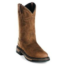 NEW with BOX FQ0002733 Rocky Men's Branson Roper Waterproof Western Cowboy Boots