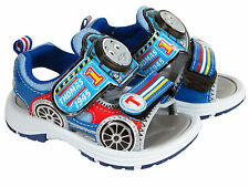 New THOMAS The TRAIN Sandals ~  LIGHT-UP The Trank Casual Shoes US  9.5T - 13.5T