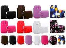 M- SECURED POUCH CASE COVER HOLSTER SHELL fOr VERYKOOL N VARiOUS PHONE MODELS