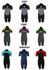 Two Bare Feet Kids Childs Junior Shorty Wetsuits Ages 2 - 16 Choice of Styles