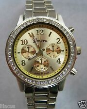 Geneva Boyfriend Collection Women's Watches Available in Different Styles - New