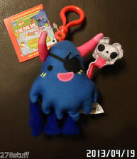 MOSHI MONSTERS Plush Backpack Jacket ZIPPER CLIPS Moshlings New w/TAG & CODE