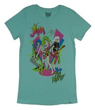 Jem And The Holograms The Misfits Licensed Junior Shirt S-XL