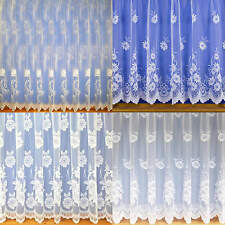 White Net Curtains Outstanding Value & Quality