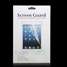3x Clear SCREEN PROTECTOR Shield Guard Film FOR PC Tablet Reader TAB 2013
