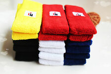 Wholesale Lots Colourful Cotton Headbands Sweatbands Gym Workout Yoga U