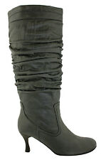 DONNA VELENTA LADIES/WOMENS CAMEO BOOTS/HEELS/FASHION/KNEE HIGH ON EBAY AUS!