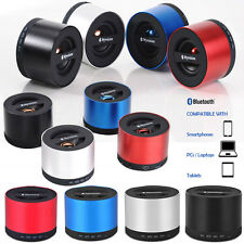Bluetooth Wireless Mini Portable Re-Chargable Speaker for Phones Tablets Laptops