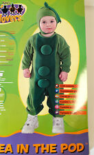 Lil' Pea in The Pod Infant Costume 0-9 Months 1-2 NIP