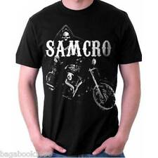 Sons of Anarchy Reaper on Bike T-Shirt  ( NEW )