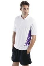 Mens Training Polo T-Shirt-Gamegear Cooltex, Mens Sports T-shirt