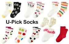 Gymboree NWT U-Pick Fall/Winter 2011 Socks of Your Choice Novelty Patterned NEW