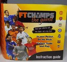 FT CHAMPS - SERIES 2 - GOLD + SILVER + COLOUR PLAYER - TOPZUSTAND