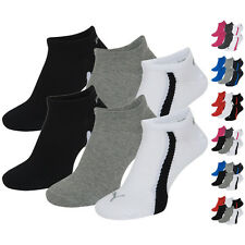 PUMA 201203001 Unisex Ring Sneakers Socken Freizeitsocken Sportsocken 6er Pack