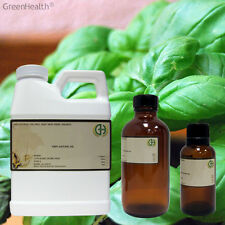 Basil Essential Oil (100% Pure & Natural) SHIPS FREE