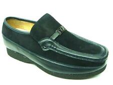 Men's  Vikings Bronx-05 Suede/ Leather  Shoes  Navy