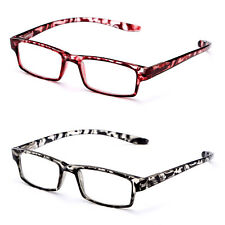 Spring Hinge Wrap Around Reading Glasses Wraps Around Neck Readers Women Men