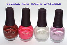 SpaRitual Nail Polish Lacquer .5 oz #1 several color choices available **