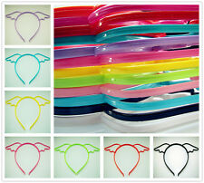 Free Acrylic angel ears headband lolita cosplay girl hair accessory Hair bands