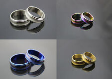 Free wholesale lots 25/50/100pcs Artificial cat's eye stainless steel rings