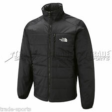 THE NORTH FACE MENS SIZE M L XL BLACK JACKET COAT REDPOINT TNF WARMER BNWT