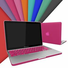 "Hard Rubberized Matte Case Keyboard Skin Cover For Apple Macbook Pro 13"" 13 Inch"