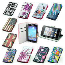 For SAMSUNG HUAWEI HTC flower floral wallet leather case Flip Magnetic COVER