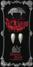 True Blood Fangs Prop Replica HBO Licensed Realistic Vampire Teeth Fangs M L XL