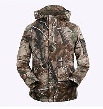 FREE KNIGHT TACTICAL OUTDOOR REALTREE CAMO G8 WINDBREAKER COAT IN SIZES-33601