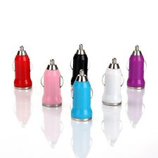 Wholesale USB Car Charger Adaptor for Sumsung S3 S4 S2 Note II 2 Smart Phone US