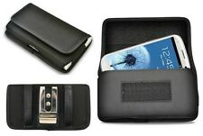 Horizontal Heavy Duty Belt Clip Pouch Hard Cover Case For LG Cell Phones