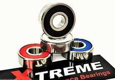 *ABEC 9 STAINLESS STEEL XTREME HIGH PERFORMANCE BEARINGS SKATEBOARD SCOOTER