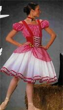 Rodeo Pageant Western Wear  Square Dance Clog Farm  Competition Dance Costume