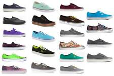 VANS AUTHENTIC SKATEBOARD SHOES MENS BRAND NEW AUSTRALIAN SELLER FREE POST