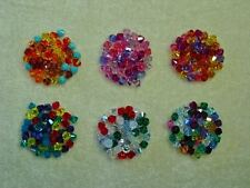 48 Assorted 4mm Swarovski Crystal Passions Bicone Beads You Pick Color Mix