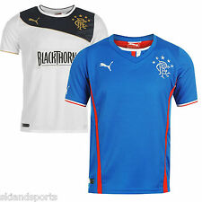 Puma Glasgow Rangers Football Shirt Home Or Away Jersey New This Season