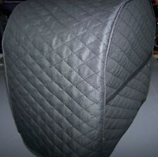 Black (or color choice) K79 Keurig Platinum Plus Brewer Quilted Fabic Cover NEW