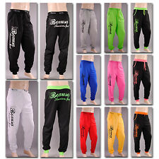 SPORTHOSE Damen Herren Jogginghose Fitness Body Trainingshose Hose Tanzen box