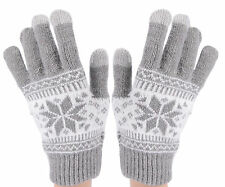 Unisex Warm Capacitive Touch Screen Gloves Winter Snow for Smartphone Tablet
