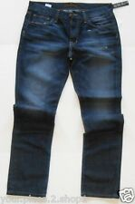 "Joe's Jeans Mens ""Nova"" VXCV8215 Super Slim Fit Dark Blue Jeans"