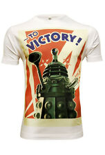*UK FIT* Retro Doctor Who Inpsired Standard Fit T-shirt
