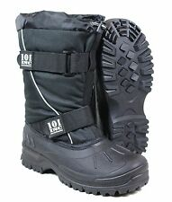 Heavy Snow COLD WEATHER BOOTS - All Sizes - Winter Black Shoe Thinsulate Lined