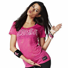 Zumba Groove for the Cure Crew Neck Tee